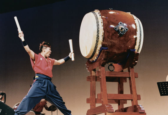 kenny-endo-odaiko-red